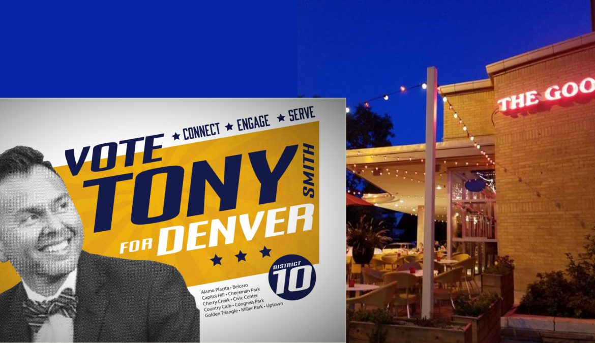 Petition Party to put Tony Smith on the Ballot!